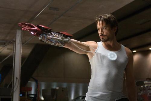 映画『アイアンマン』のトニー・スターク