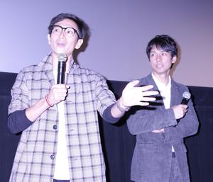 伊勢谷友介監督『セイジ -陸の魚-』を語る