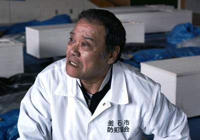 映画『遺体 ~明日への十日間~』の西田敏行