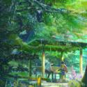 新海誠『言の葉の庭』