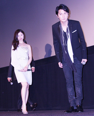 映画『真夏の方程式』ジャパンプレミア