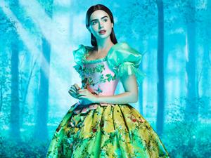 白雪姫と鏡の女王(原題: Mirror Mirror)