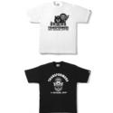 「BAPE(R) × トランスフォーマー」Tシャツ