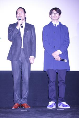 松山ケンイチ&瑛太