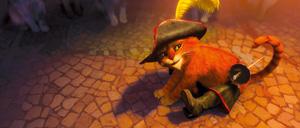 映画『長ぐつをはいたネコ』