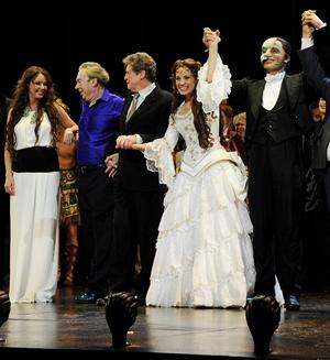 『オペラ座の怪人 25周年記念公演 in ロンドン』
