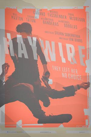 『エージェント・マロリー』 Haywire