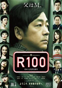 『R100』ポスター