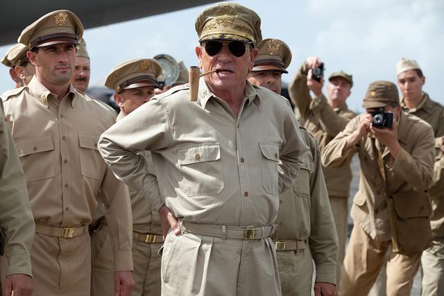 映画『終戦のエンペラー』トミー・リー・ジョーンズ