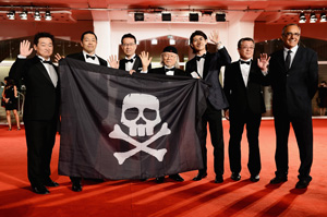 『キャプテンハーロック』inヴェネチア映画祭
