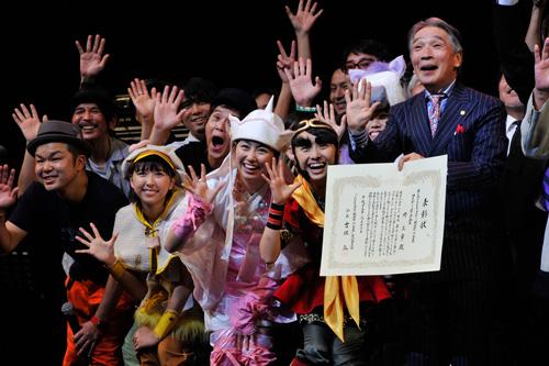 ももいろクローバーZ「堺正章リスペクトライブ」に参加!