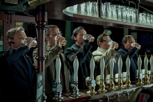 映画『ワールズ・エンド 酔っぱらいが世界を救う!』
