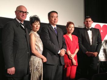 第26回東京国際映画祭、国際審査員の方々