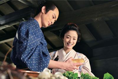 映画『武士の献立』朝原雄三監督
