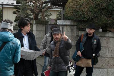 映画『凶悪』白石和彌監督