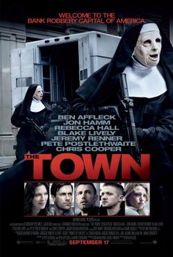 『ザ・タウン』ポスター