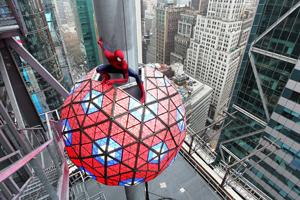 『アメイジング・スパイダーマン2』NYカウントダウンイベントに参加決定