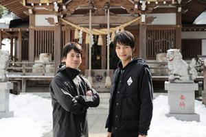 唐沢寿明と福士蒼汰『イン・ザ・ヒーロー』クランクイン