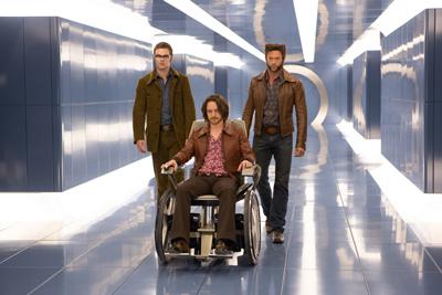 映画『X-MEN:フューチャー&パスト』