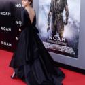 エマ・ワトソン『ノア 約束の舟』NYプレミアの装いは Oscar de la Renta!