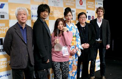 ゆうばり国際ファンタスティック映画祭2014