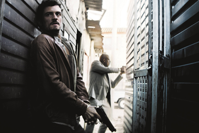 オーランド・ブルームが肉体美を披露した映画『ケープタウン』公開へ