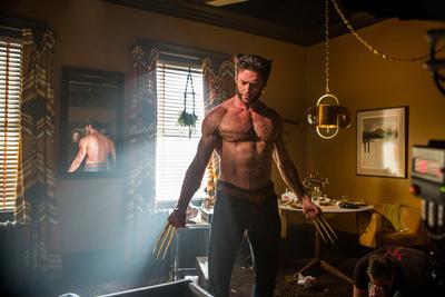 ヒュー・ジャックマン『X-MEN:フューチャー&パスト』