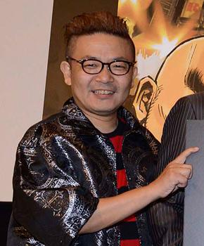 園子温監督 映画『TOKYO TRIBE』完成披露試写会