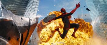 映画『アメイジング・スパイダーマン2』