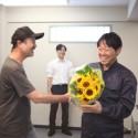 松尾監督と阿部サダヲ