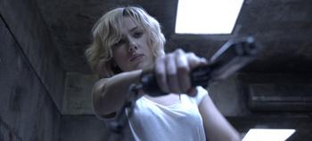 映画『LUCY』スカーレット・ヨハンソン