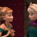 エルサとアナ 映画『アナと雪の女王』