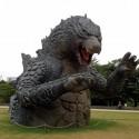 ゴジラ(GODZILLA)in Roppongi
