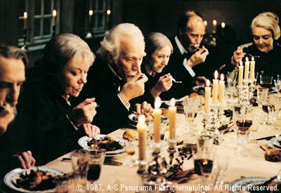 バベットの晩餐会 - 作品情報