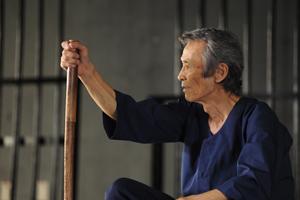 福本清三『太秦ライムライト』