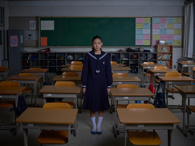 映画『ソロモンの偽証』藤野涼子役