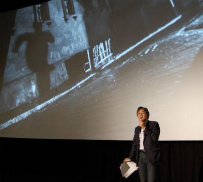 映画評論家・町山智浩『第三の男』を題材に「映画の悪役