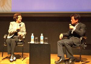 戸田奈津子×菊地浩司「映画字幕は識字率が高い日本独自の文化」