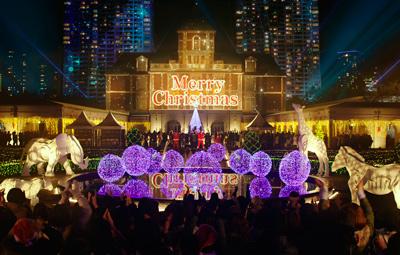 クリスマスの映画『MIRACLE デビクロくんの恋と魔法』