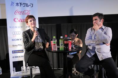 映画『来るべき日々』ロマン・グーピル監督、サンダ・グーピル