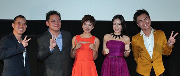 映画『破裂するドリアンの河の記憶』東京国際映画祭