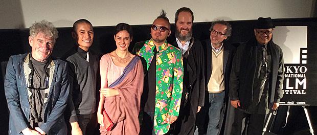 映画『壊れた心』第27回東京国際映画祭