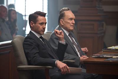 映画『ジャッジ 裁かれる判事』