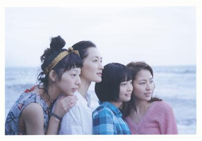 4姉妹(綾瀬はるか×長澤まさみ×夏帆×広瀬すず)