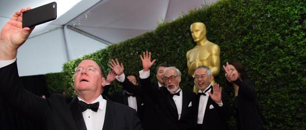 宮崎駿監督が米国アカデミー賞名誉賞を受賞