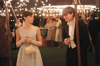 映画『博士と彼女のセオリー』場面写真