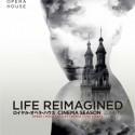 アンドレア・シェニエ - 英国ロイヤル・オペラハウス ライブビューイングのポスター