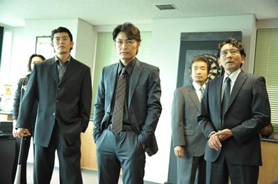 安田顕『龍三と七人の子分たち』