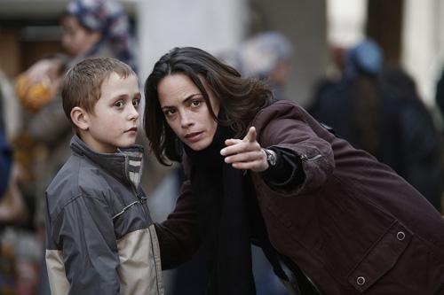 映画『あの日の声を探して』ベレニス・ベジョ