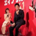 戸田恵梨香と松坂桃李、心理カウンセラーの結果をきく